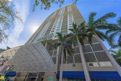 Fort Lauderdale Condo/Townhouse For Sale: 350 SE 2nd St #2260