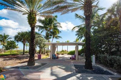 Lauderdale By The Sea Condo/Townhouse For Sale: 4627 Bougainvilla Dr #2-C
