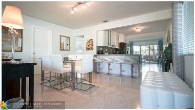 Broward County Single Family Home For Sale: 330 NE 43rd St