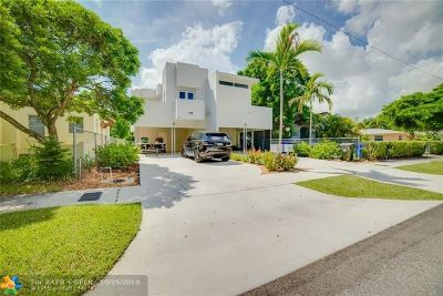 Fort Lauderdale Condo/Townhouse For Sale: 502 SW 18th Ct #502
