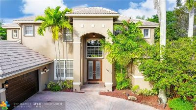 Parkland Single Family Home Backup Contract-Call LA: 10865 NW 71st Ct