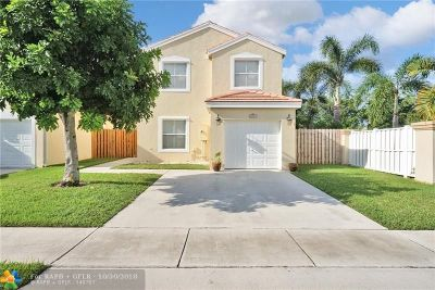Margate Single Family Home Backup Contract-Call LA: 6253 Seminole Terrace