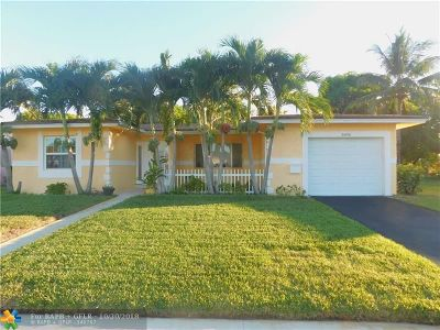 Lauderdale Lakes Single Family Home Backup Contract-Call LA: 3490 NW 27th St