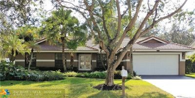 Coral Springs Single Family Home Backup Contract-Call LA: 8510 NW 49th Dr