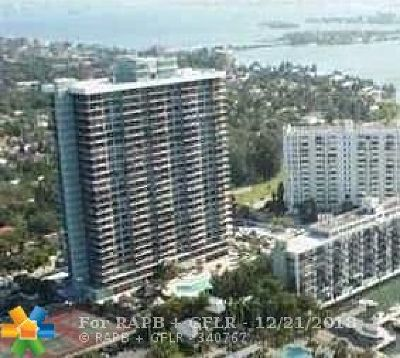 Miami Condo/Townhouse For Sale: 780 NE 69th St #408
