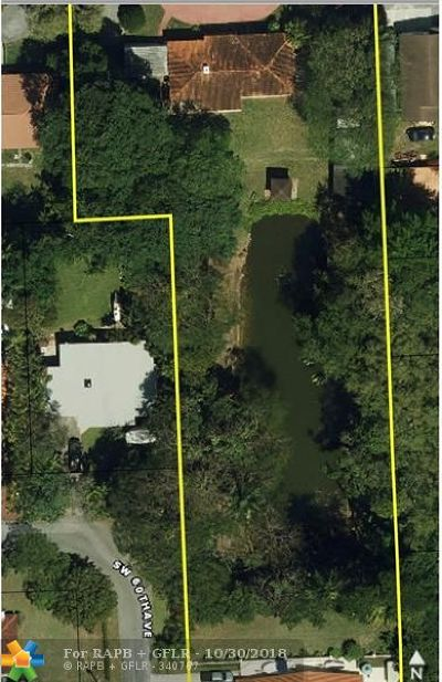 Miami Residential Lots & Land For Sale: 5924 24 St