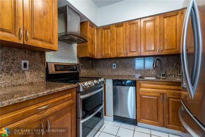 Miami Beach Condo/Townhouse For Sale: 7441 Wayne Ave #15 J