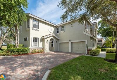 Coral Springs Condo/Townhouse For Sale: 12341 NW 10th Dr #B-4