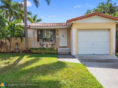 Dania Beach Single Family Home For Sale: 318 SE 3rd Ter