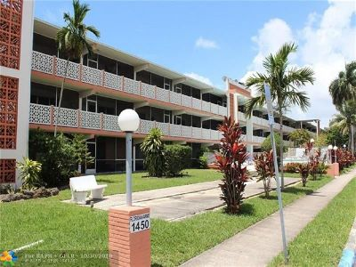 North Miami Beach Condo/Townhouse For Sale: 1450 NE 170th St #307