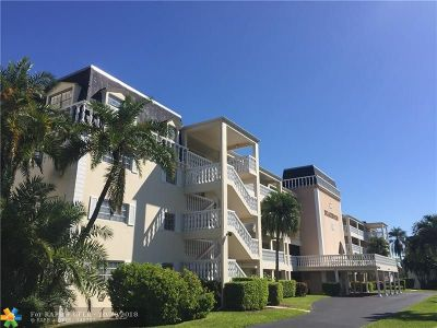 Coral Springs Condo/Townhouse For Sale: 3535 Brokenwoods Dr #103