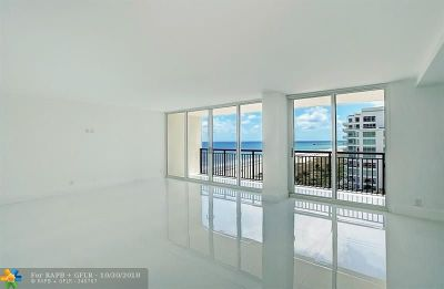 Boca Raton Condo/Townhouse For Sale: 2000 S Ocean Blvd #9H