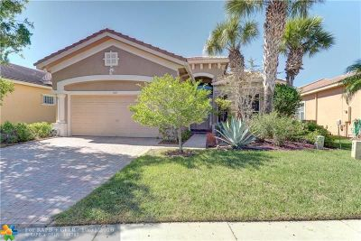 Parkland Single Family Home For Sale: 7803 NW 124th Ter