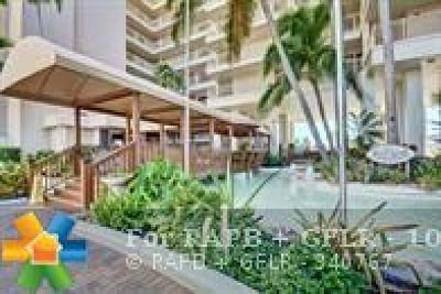 Fort Lauderdale Condo/Townhouse For Sale: 3100 NE 48th St #218