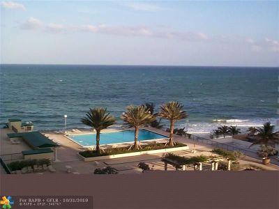 Rental For Rent: 4280 Galt Ocean Dr #15H