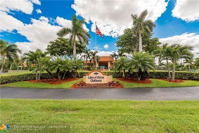 Delray Beach Condo/Townhouse For Sale: 15054 Ashland Way #75