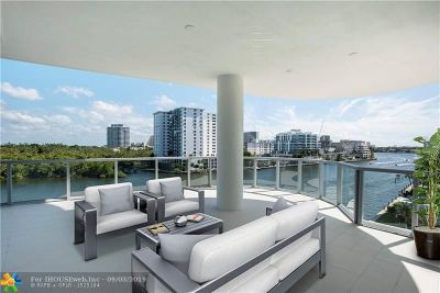 Condo/Townhouse For Sale: 920 Intracoastal Dr #603