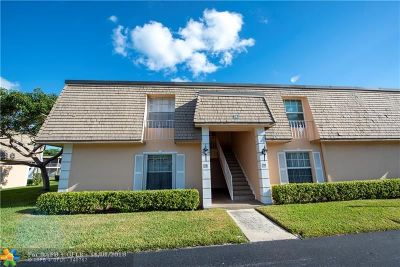 Plantation Condo/Townhouse For Sale: 360 NW 69th Ave #103