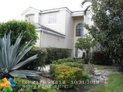 Boca Raton Single Family Home For Sale: 7832 Travelers Tree Dr