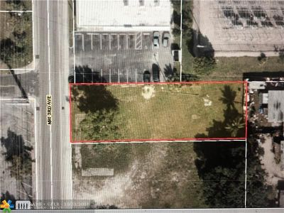 Pompano Beach Residential Lots & Land For Sale: NW 3 Ave
