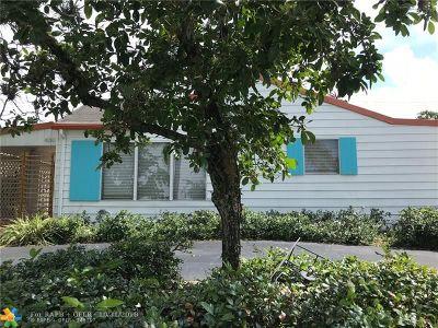 Wilton Manors Rental For Rent: 430 NE 21st Ct