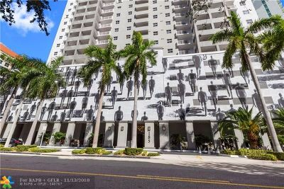 Miami Condo/Townhouse For Sale: 185 SE 14th Ter #607