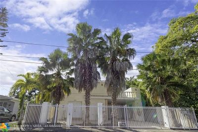 Miami Single Family Home For Sale: 3638 Percival Ave