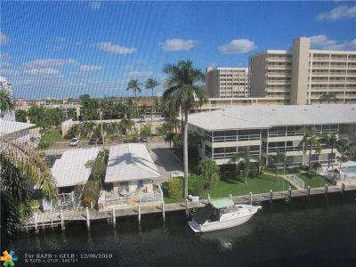 Fort Lauderdale Rental For Rent: 3101 NE 47th Ct #501