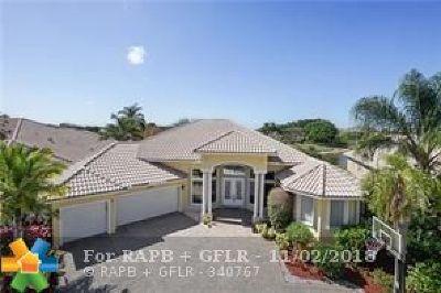Boca Raton Single Family Home For Sale: 21669 Fall River Dr
