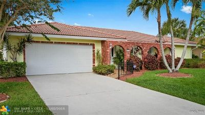 Coconut Creek Single Family Home Backup Contract-Call LA: 2211 NW 41st Ave