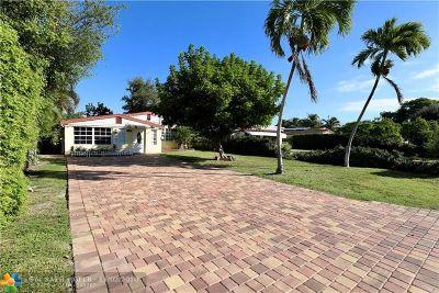 North Miami Beach Single Family Home For Sale: 1939 NE 174th St