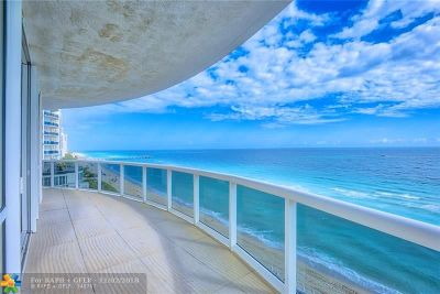 Sunny Isles Beach Condo/Townhouse For Sale: 15901 Collins Ave #801