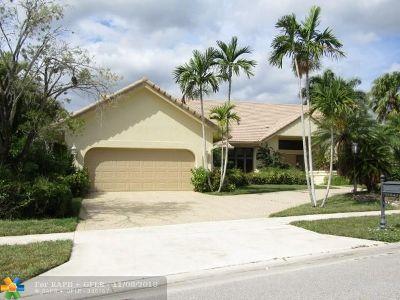 Boca Raton Single Family Home For Sale: 17847 Heather Ridge Ln