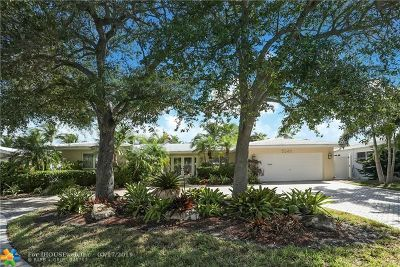 Fort Lauderdale Single Family Home For Sale: 5240 NE 29th Ave