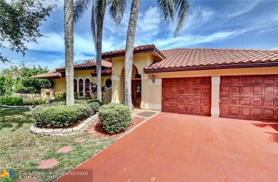 Boca Raton Single Family Home For Sale: 2900 NW 25th Way