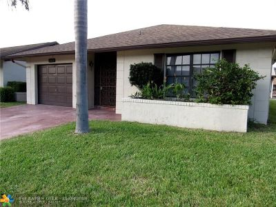 Deerfield Beach Single Family Home For Sale: 2035 SW 15th Ct