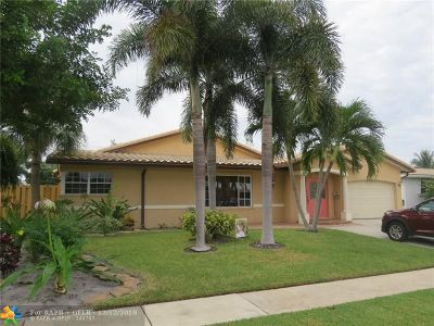 Deerfield Beach Single Family Home For Sale: 808 SE 14th Dr