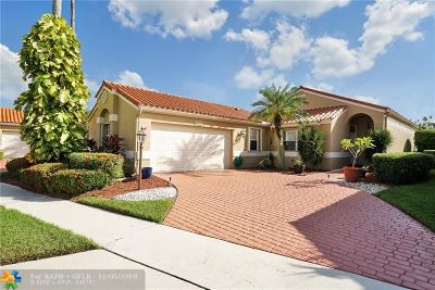 Boca Raton Single Family Home For Sale: 8510 Nadmar Ave