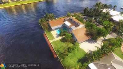 Deerfield Beach FL Single Family Home For Sale: $1,450,000