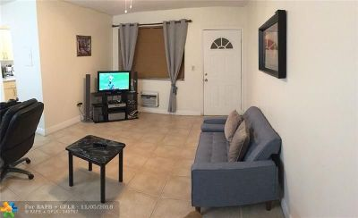 Miami Beach Condo/Townhouse For Sale: 734 Meridian Ave #6R