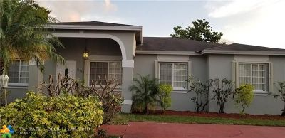 Homestead Single Family Home For Sale: 14240 SW 296th St