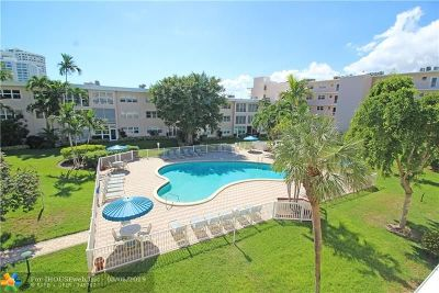 Lauderdale By The Sea Condo/Townhouse For Sale: 1481 S Ocean Blvd #327B