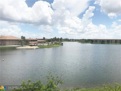 Pembroke Pines Condo/Townhouse For Sale: 1401 SW 134th Way #405C