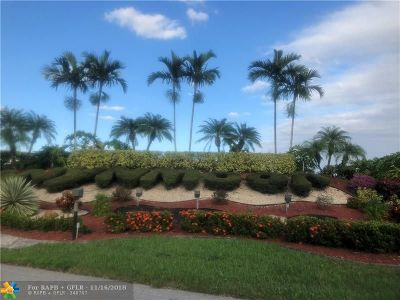 Coconut Creek FL Condo/Townhouse For Sale: $79,900
