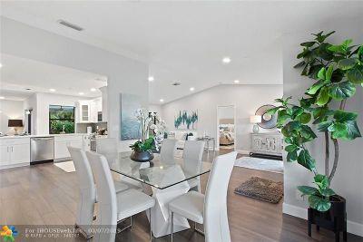Boca Raton Single Family Home For Sale: 17777 Crooked Oak Ave