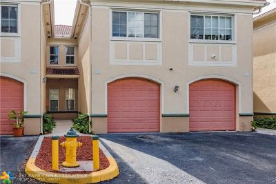 Miramar Condo/Townhouse For Sale: 2474 Centergate Dr #103