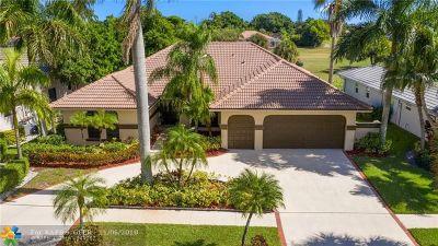Boca Raton Single Family Home Backup Contract-Call LA: 20133 E Back Nine Dr
