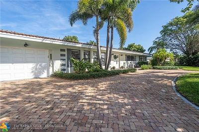 Pompano Beach Single Family Home Backup Contract-Call LA: 700 NE 25th Ave