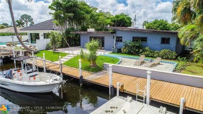 Deerfield Beach Single Family Home For Sale: 508 NE 6th Ave