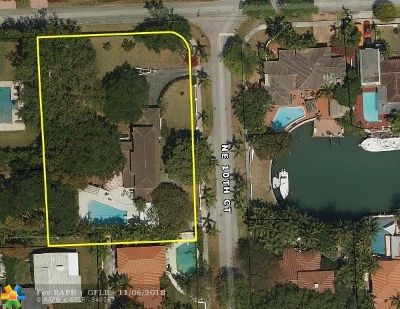 Miami Residential Lots & Land For Sale: 8630 NE 10th Ct